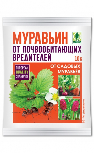 МУРАВЬИН (50 г)