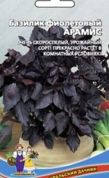 Базилик фиолетовый Арамис