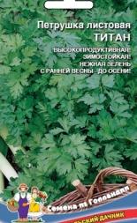 Петрушка листовая Титан
