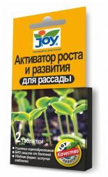 """Активатор роста и развития """" Для рассады"""" 2 таб"""