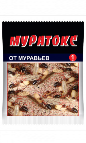 МУРАТОКС гель концентрат 1 мл.
