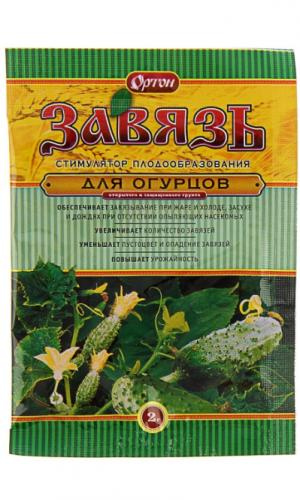 ЗАВЯЗЬ ОГУРЦЫ 2 г.
